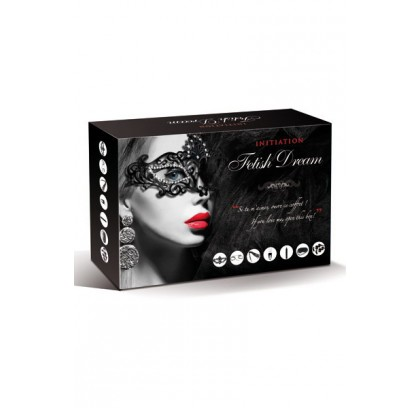 Coffret d'initiation fétichiste BDSM soft