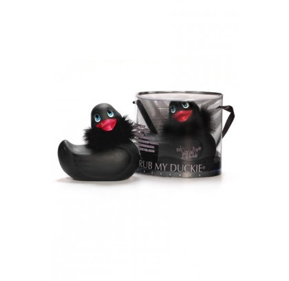 PETIT CANARD PARIS BLACK I RUB MY DUCKIE